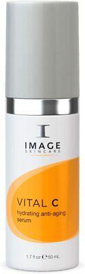 Image Skincare Vital C Hydrating Anti-Aging Serum 1.7 Oz c2711a