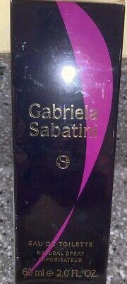 Gabriela Sabatini Eau de Toilette 60 ml 2 oz Women's Perfume  for sale  Memphis