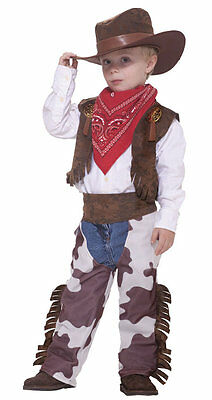 Cowboy Kid - Child Wild West Costume