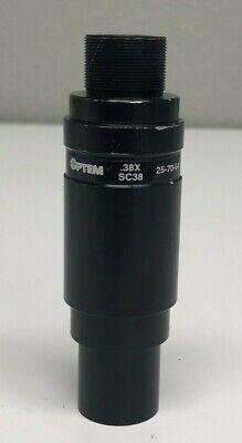 Optem 25705456 - C-mount .38x 13 Chip Camera