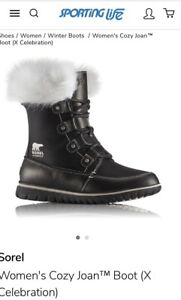 Sorel winter boots new! Size 10