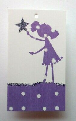 200 Boutique Tags Price Tags Star Girl Hang Tags Clothing Tags Bag Tags