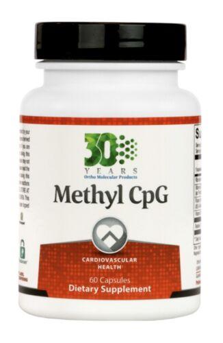 Ortho Molecular Methyl CpG 60 Capsules