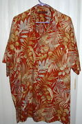 Tori Richards Mens Shirt XL