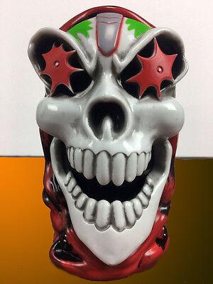 Halloween Mug Monster Jam Grave Digger Skull Cup Collectible - Grave Digger Halloween