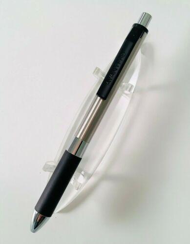 AVANTPRO Pen SilkScribe Ink RT Ballpoint Metal Barrel Black Ink 1.0 mm Avant Pro