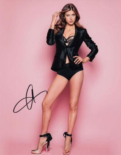 HOT Adrianne Palicki signed 10x8 photo AFTAL & UACC [16361] + Signing Details