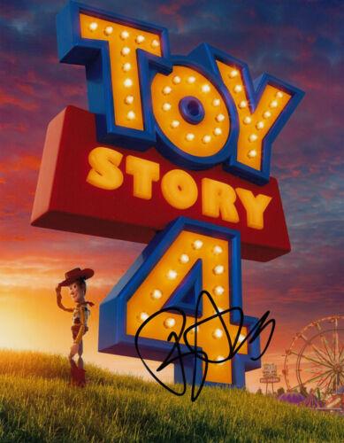 Tony Hale authentic signed Toy Story 4 10X8 photo AFTAL & UACC [15921] + COA