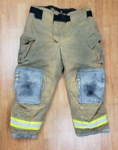 Cairns MFG. 2012 NEW Firefighter Turnout Bunker Pants 44 x 30