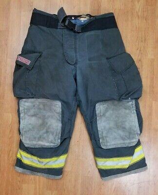 Black Globe Gxtreme 42 X 26 Bunker Pants Turnout Pants Firefighter