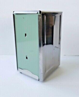 Vintage Restaurant Diner Style Napkin Dispenser Holder Tabletop