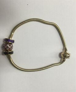 Gold Bracelet- not Pandora Ashmore Gold Coast City Preview