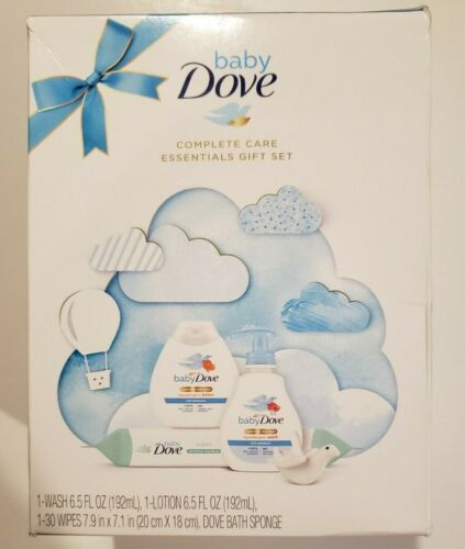 Baby Dove Night Time Care Gift Set