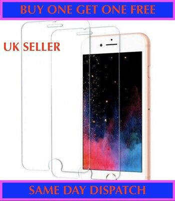 2X Tempered Glass Screen Protector For iPhone11,11 Pro Max iPhone XR X XS Max7 8