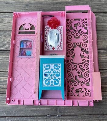 2012 Barbie Dream House Replacement Part Piece Bathroom Vanity Mirror