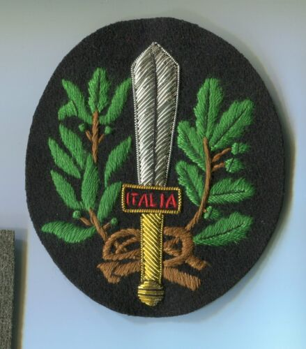 Italian Sword Patch