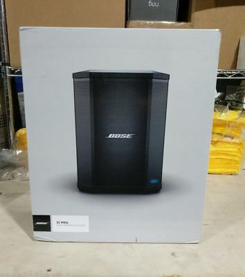 Bose S1 Pro w/BATTERY Multi-Position Bluetooth PA System Mint
