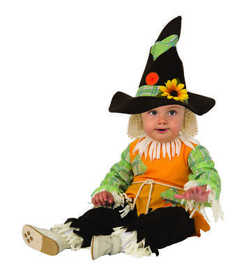 Vogelscheuche Kleinkind Süß Farmers Zauberer von oz Halloween - Vogelscheuche Kostüm Kleinkind