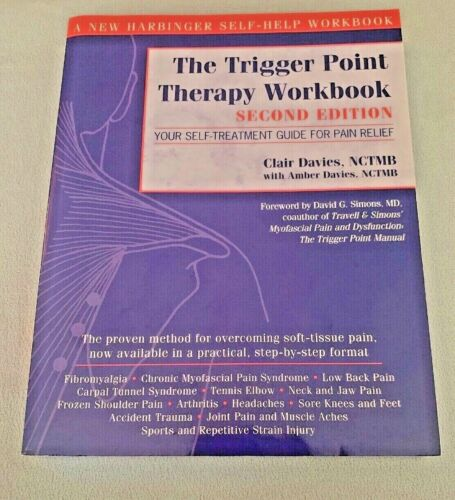 The Trigger Point Therapy Your Self Treatment Guide For Pain Relief