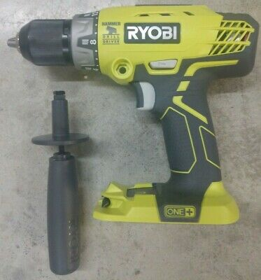 New Ryobi 18v Cordless 12 Hammer Drill Model P214
