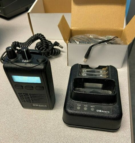 US Alert Watchdog UHF Pager