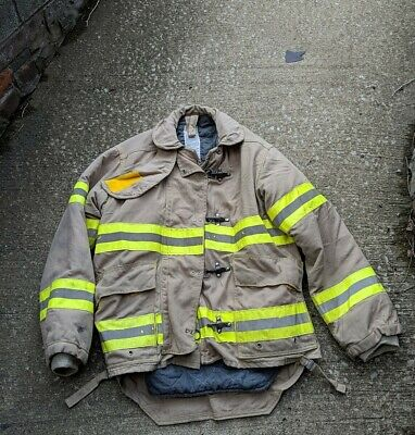 Morning Pride Firefighter Bunker Turnout Gear Coatjacket 40c 2935l 33s