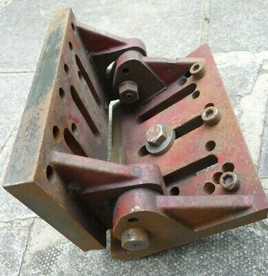 ENGINEERS MILLING  ADJUSTABLE ANGLE PLATE