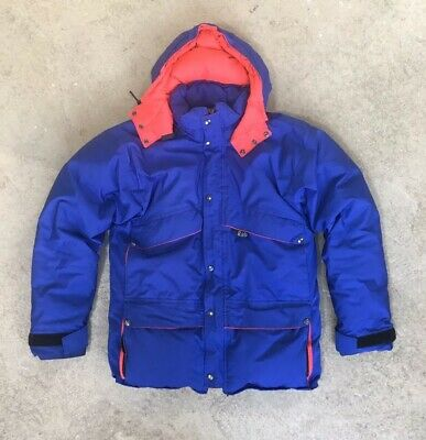 Rare Vintage Rab Down Jacket Made In Sheffield Small VGC for sale  Shipping to Ireland