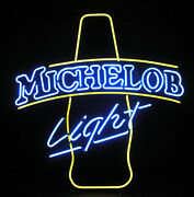 Michelob Light Sign
