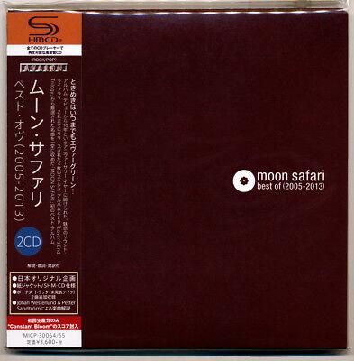 Moon Safari - Best Of (2005-2013) / Japan Mini LP 2 SHM CD / Prog Rock /