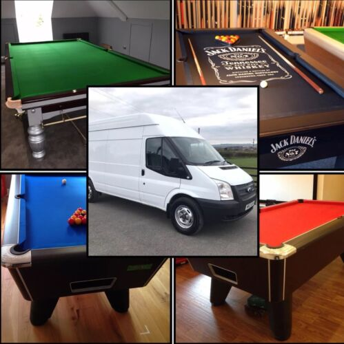 Snooker Table Delivery/Installation