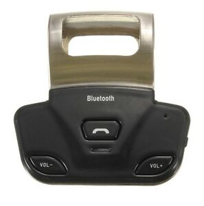 Steering Wheel Wireless Bluetooth Hands Free Kit Green Valley Liverpool Area Preview