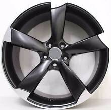 """4x19"""" audi wheels $1350 with 235/35r19 or 245/35r19 tyre Girraween Parramatta Area Preview"""