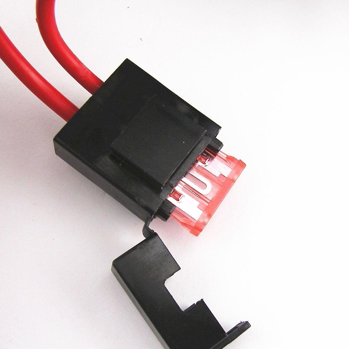 H4 H6054st Headlight Relay Wiring Harness 4 Headlamp Light Bulb 3 Of 12 Kit H6054