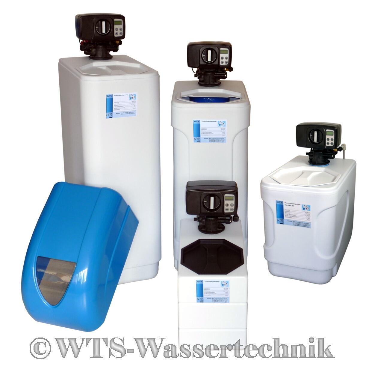 AKE12-120 Wasserenthärtungsanlage Wasserenthärter Entkalkung Enthärtungsanlage