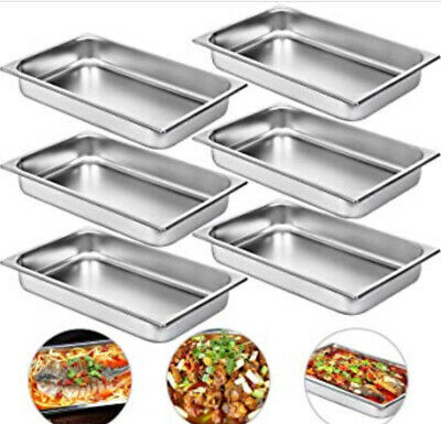 Kitchenware Full Size Anti-jam Stainless Steel Steam Table Hotel Pan Standard