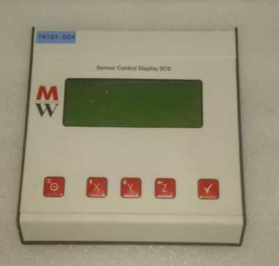 Marzhauser Scd-5.1 Sensor Control Display Scd