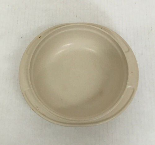 vintage Tupperware small round oven microwave baking dish