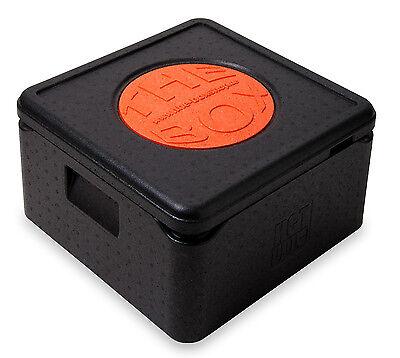 EPP Thermobox Pizza 41 x 41 x 24 cm Isolierbox Pizzabox Kühlbox Art. 79771 NEU