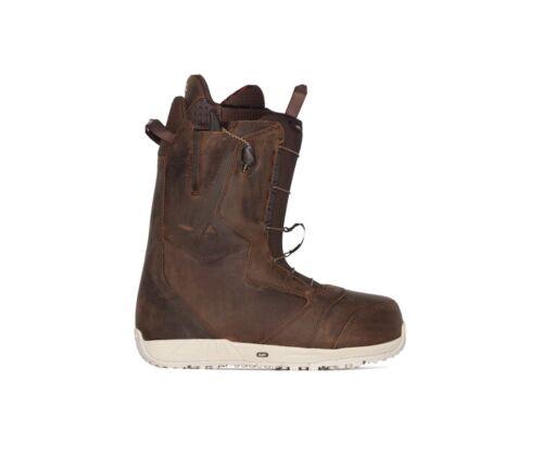 Burton Snowboard Boots Ruler Leather Speedzone Lace System B