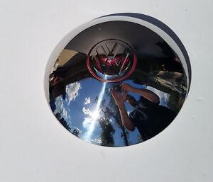 set 4 Vintage vw volkswagen bug beetle 5 lug rim bus karmann ghia thing hub caps