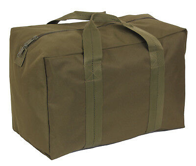 - Airforce Air Force Crew Bag Olive Drab  Green GSA Compliant USAF Rothco 8161