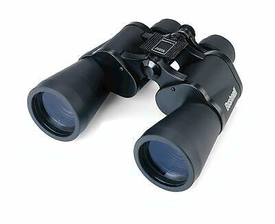 NEW Bushnell Falcon 10x50 Wide Angle Binoculars Black + Free