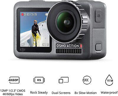 DJI Osmo Action - Digital Camera 4K HDR,