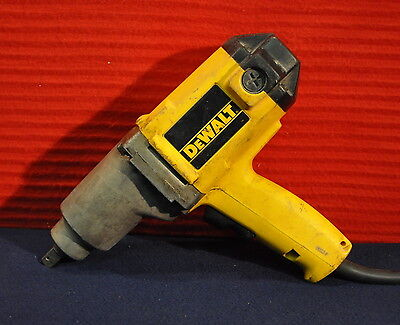 "DEWALT DW 290 - 1/2"" CORDED ELECTRIC IMPACT WRENCH on Rummage"