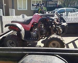 Looking to swap my 110cc quad Lethbridge Park Blacktown Area Preview