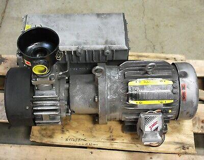 Busch Rc0063.e506.1001 Vacuum Pump With 41 Cfm Displ 29.3 Hg End Vaccum - Used