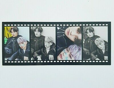 """Stray Kids I.N Official Photocard - Official New Album """"GO生"""" / Limited Ver"""
