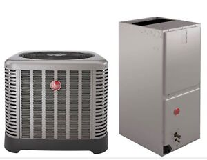 Air conditioners with Install! Message for a quote!