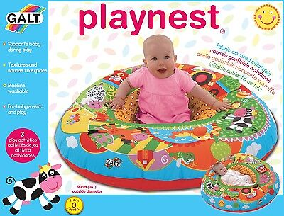Galt Toys Baby Playnest Farm - FAST & FREE DELIVERY for sale  Shipping to South Africa